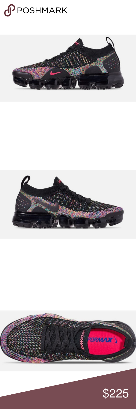 254d19a0d0 Nike Vapormax New In Box Authentic Size 9 Womens Flyknit Vapormax Firm  Price Posh Price Police = Reported and Blocked Nike Shoes Athletic Shoes