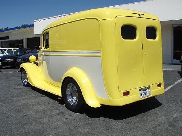 1936 Chevrolet Panel Truck For Sale Thousand Oaks