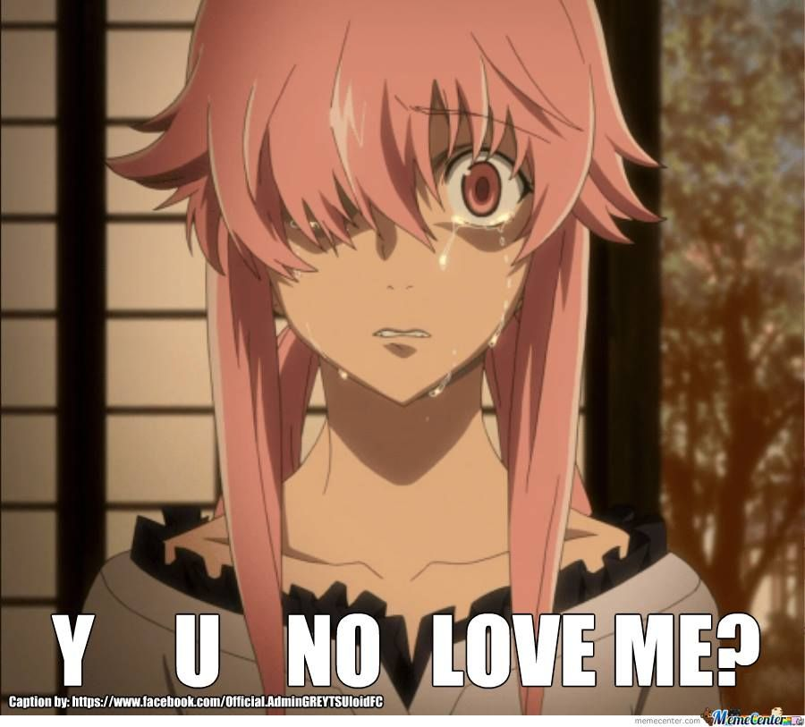 The Future Diary Yuno