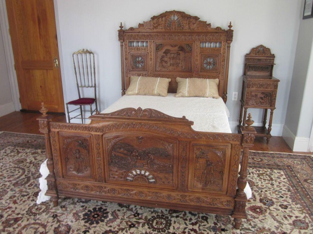 Optional Vintage Stil Schlafzimmer Möbel Die Dekoration