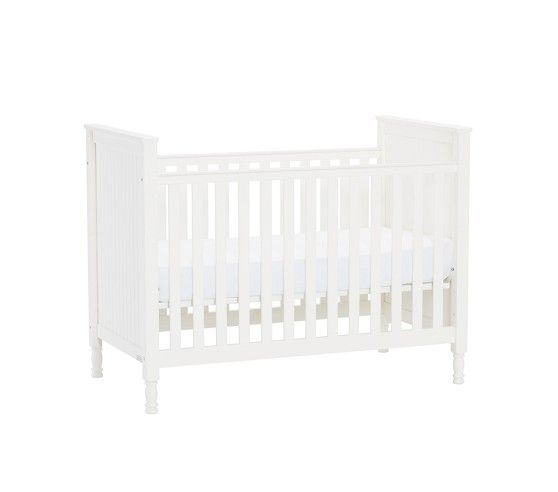 Catalina Cottage Crib Pottery Barn Kids Cribs Furniture Baby Furniture