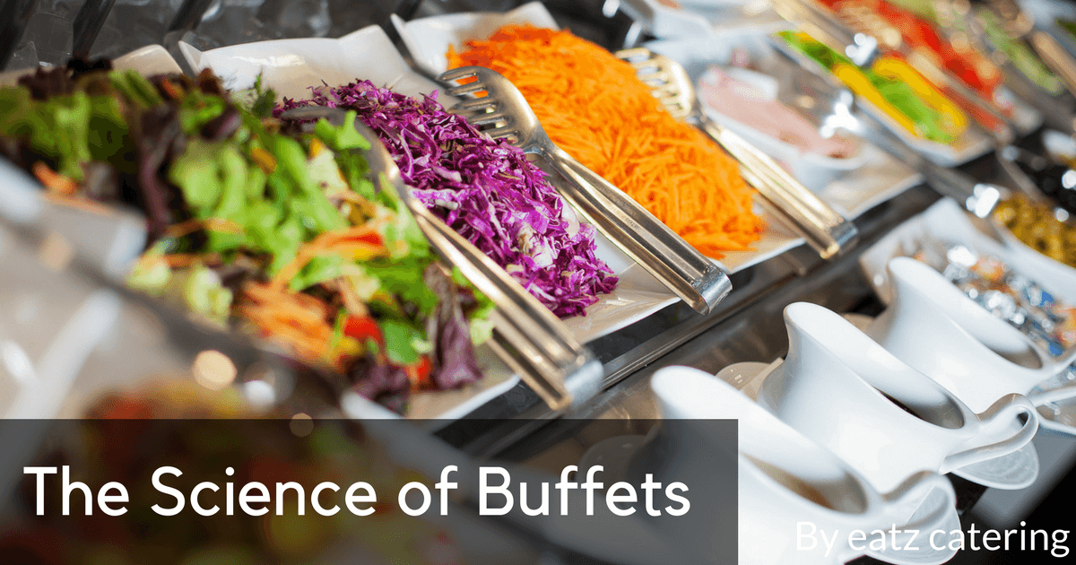 The Science Of Buffets With Images Food Psychology Food Buffet