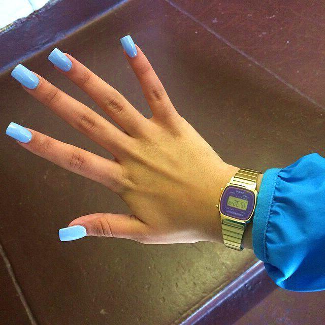 35 Killer Square Nails Designs #square #nails #short #long #design ...