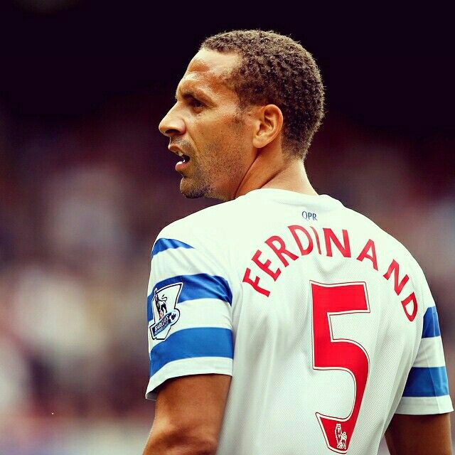 We're looking forward to seeing #mufc legend @RioFerdy5 this weekend as the Reds take on QPR at Loftus Road.