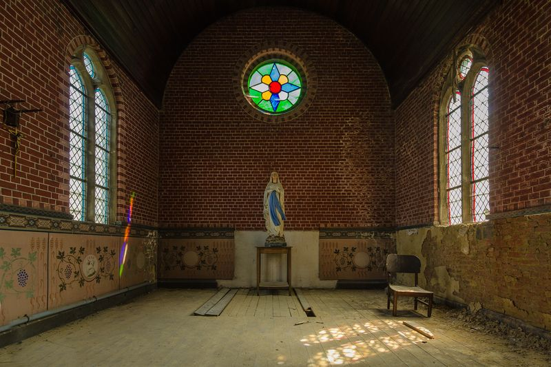 Photos of European Churches Left in Holy Ruin | Atlas Obscura