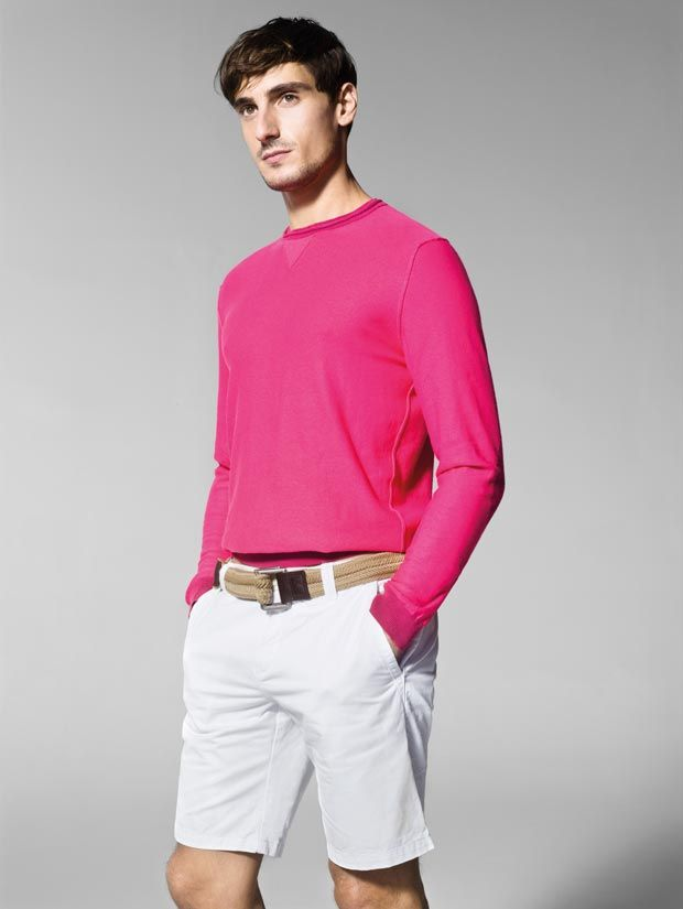 Spring/Summer 2013 United Colors of Benetton Man collection #Benetton #SS13 #man