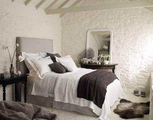 slaapkamer landelijk inrichten - Google zoeken | Landelijk wonen ...