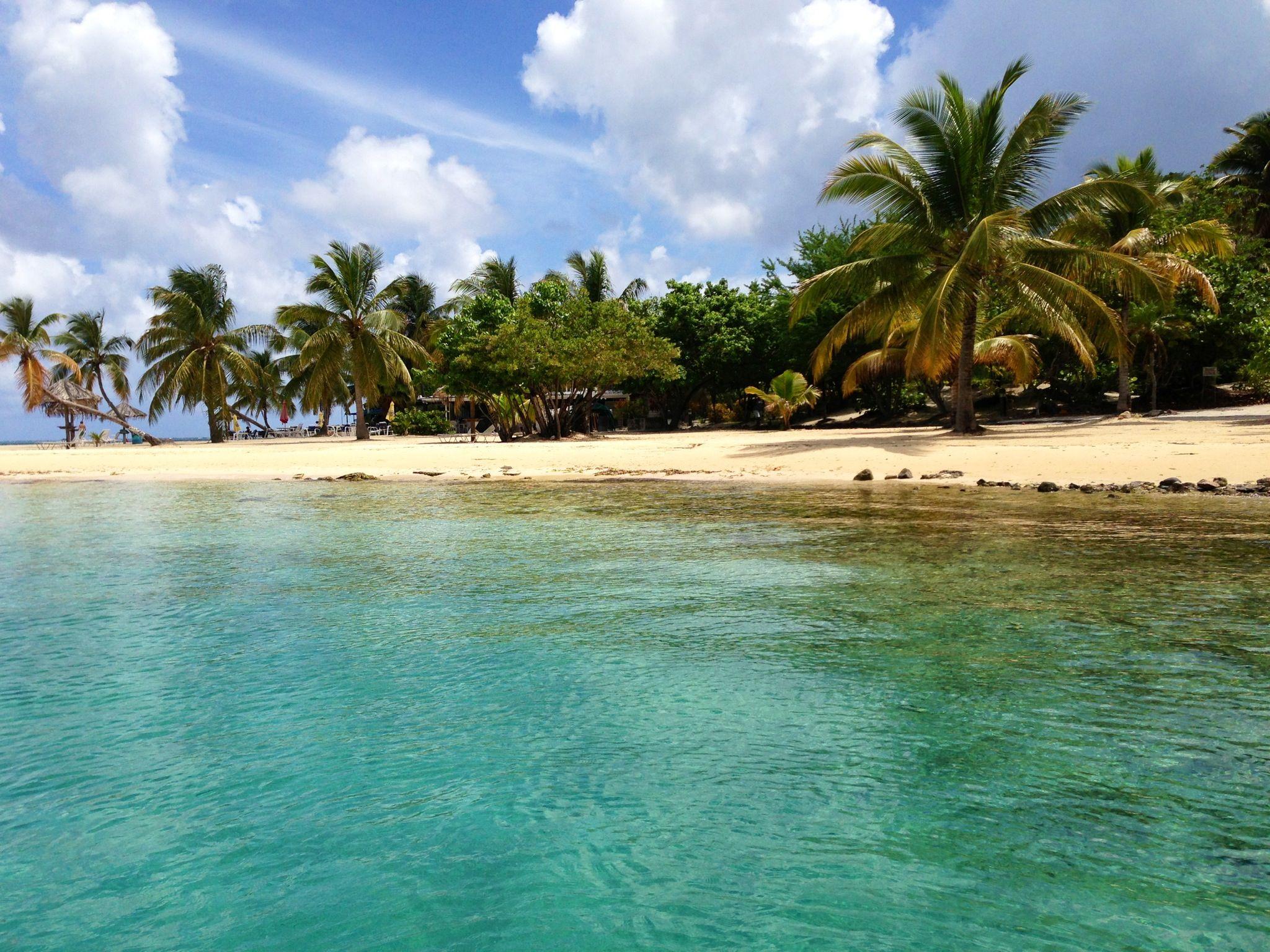 Protestant Cay Beach