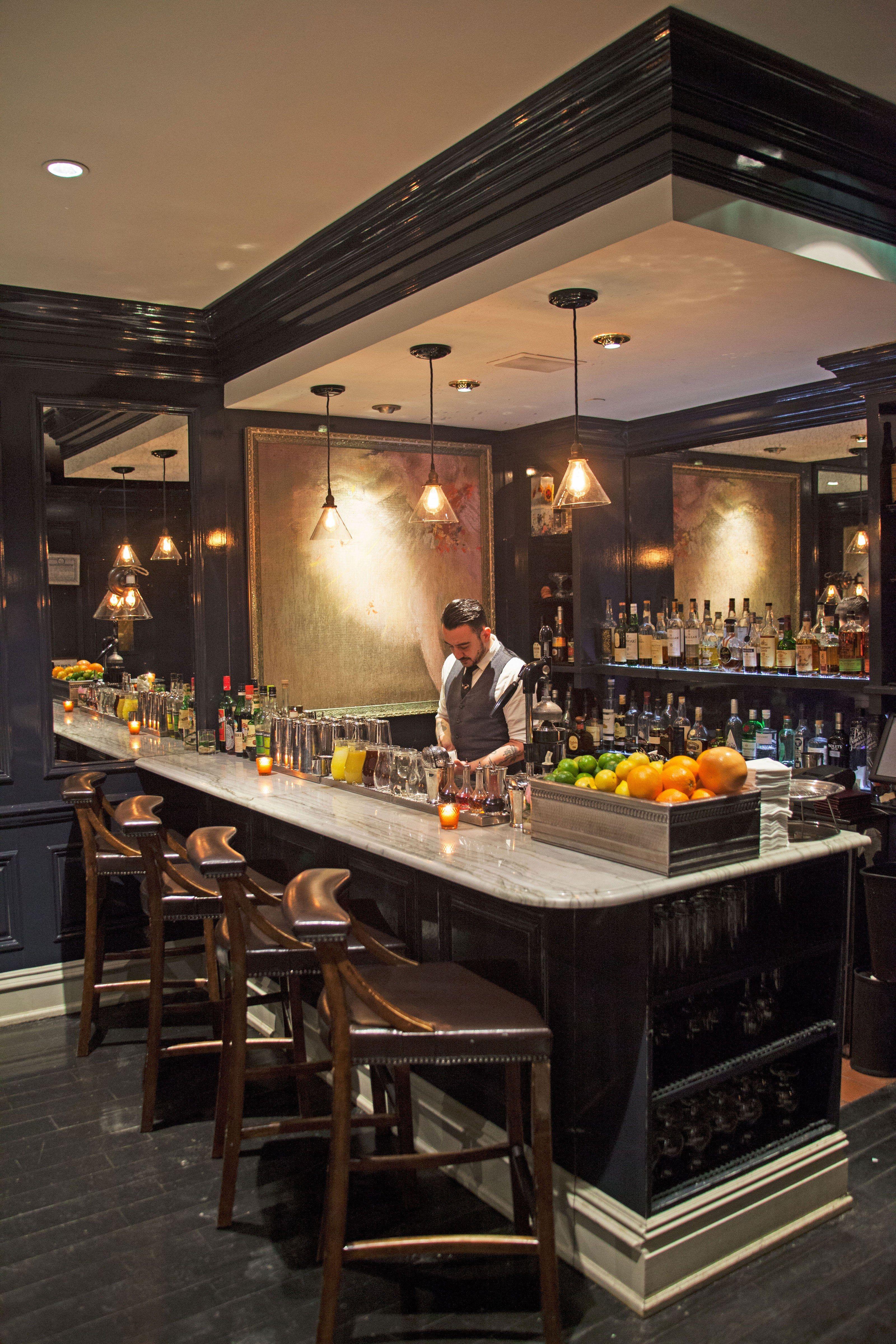 peek inside new york city s most stylish hidden bars restaurant bar speakeasy bar bar lounge. Black Bedroom Furniture Sets. Home Design Ideas