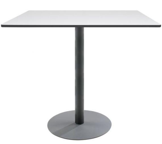 Mobilier chr table de terrasse bar Lotus - Sledge | Tables de bar ...
