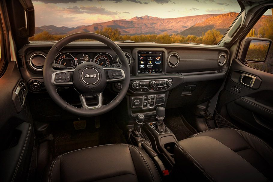 Jeep Presents Wrangler Moab Edition Jeep Wrangler Jeep Wrangler Off Road Jeep Wrangler Interior