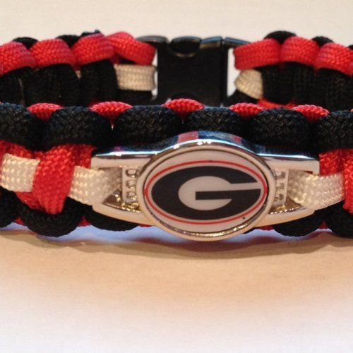 Team Sports Paracord Football Themed Paracord Bracelet Fan Favorites Gifts Handmade