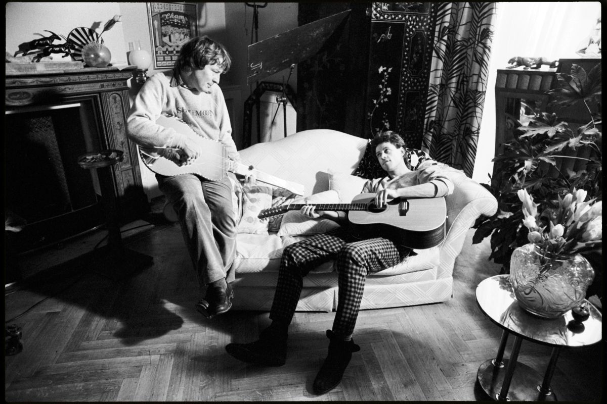 Pink Floyd: The Wall - Previously Unseen Behind The Scenes Shots ...