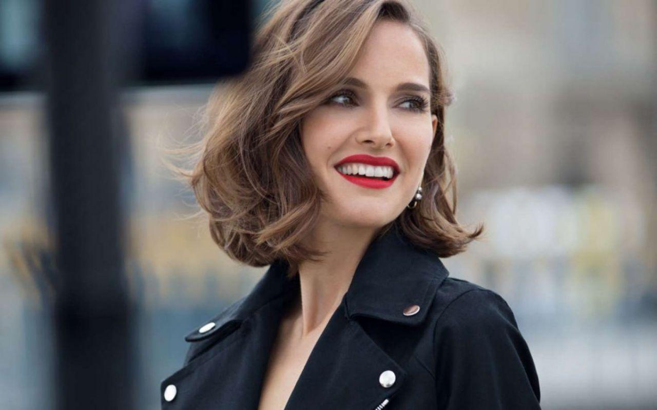 Image result for natalie portman rouge dior Rouge à