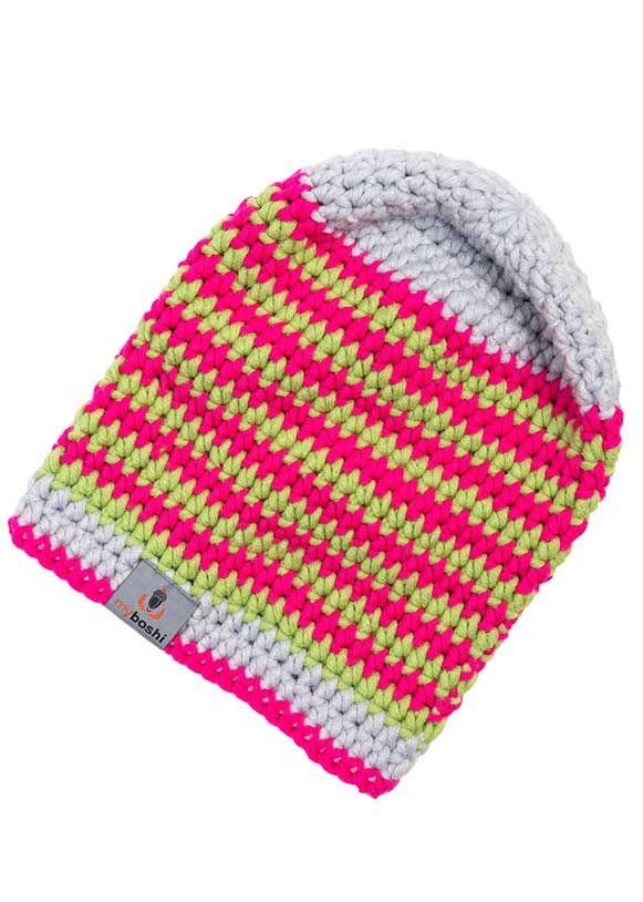 My Boshi Wakayama Beanie Crochet Häkeln Stricken Und Häkeln
