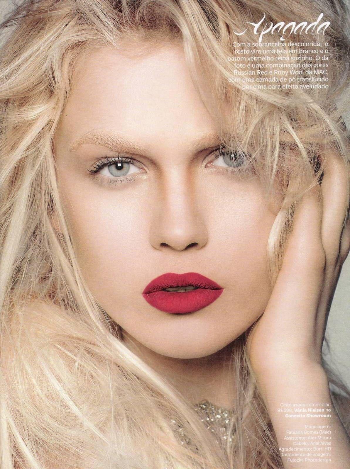 Anastasia Bondarenko Vogue brazil, Brazil beauty, Anastasia
