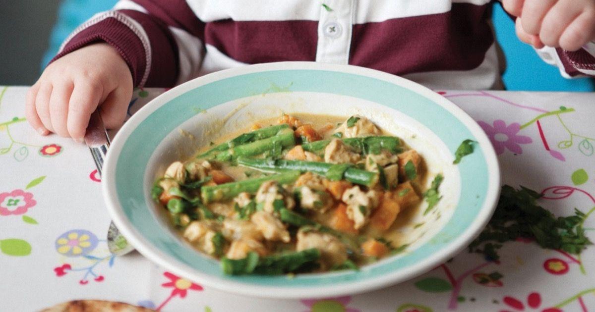 Ellas Easy Chicken Curry Recipe Food Glorious Food