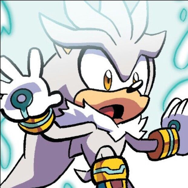 Silver the Cute Hedgehog!!!!