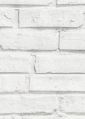 b456ed5b7 Papel de Parede Adesivo Tijolo Branco