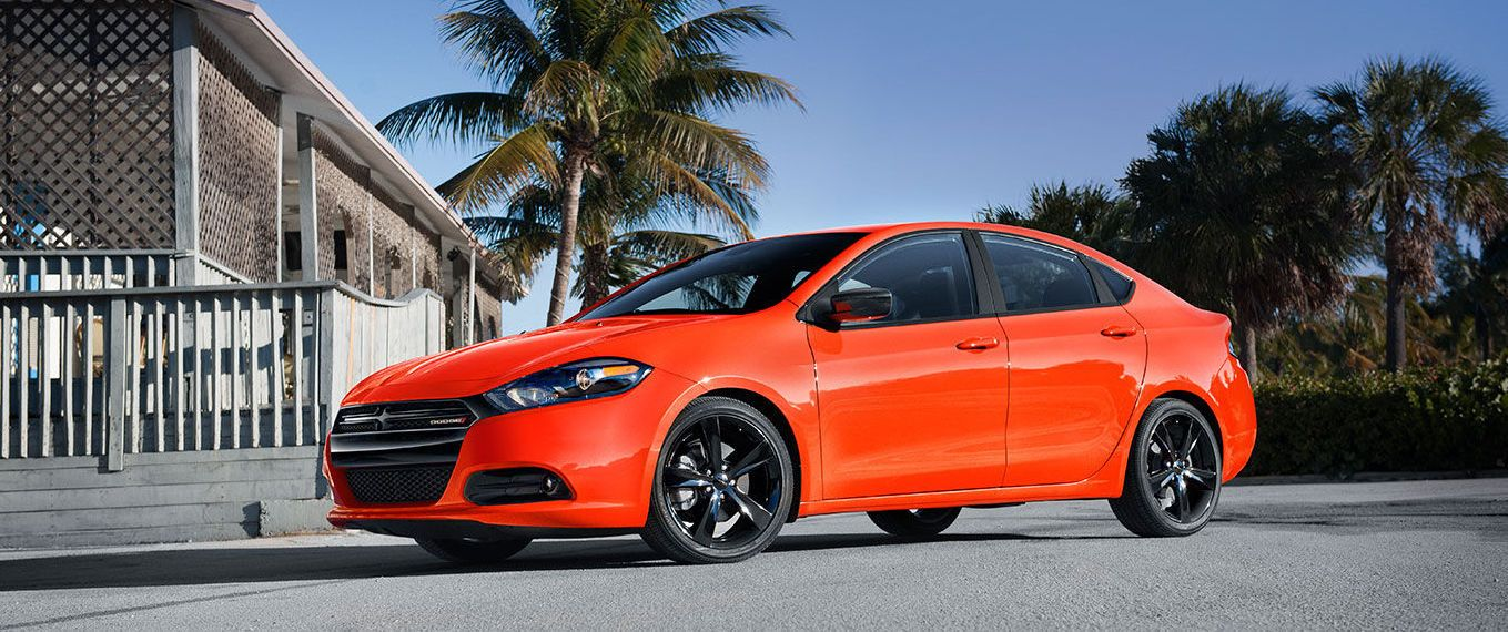 What Do Each Of The 2016 Dodge Dart S Package Options Offer