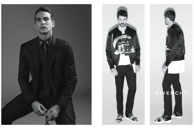 Riccardo Tisci Taps Friends Kate Moss, Marina Abramovic and More for Givenchy's Spring 2013 Campaign