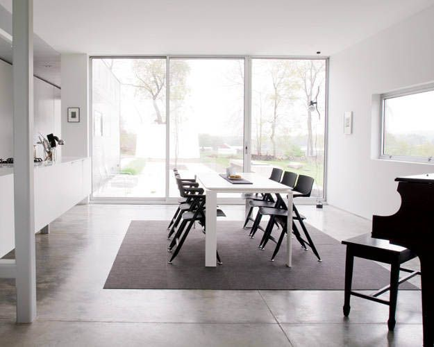 Simple Minimalist Dining Set: Pin By Andreas Lindgren On Matbord