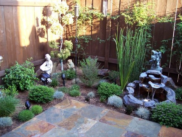 Zen Patio Ideas | zen patio ideas | Small outdoor patios ... on Zen Garden Backyard Ideas id=38423