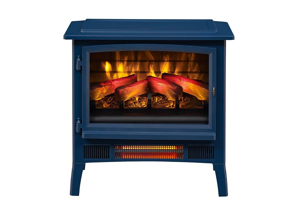 Duraflame Navy 3d Infragen Electric Fireplace Stove With Remote