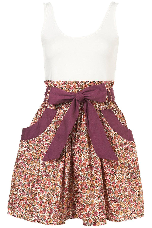 Scoop Back Dress by Annie Greenabelle | Topshop | Fashion n_n ...