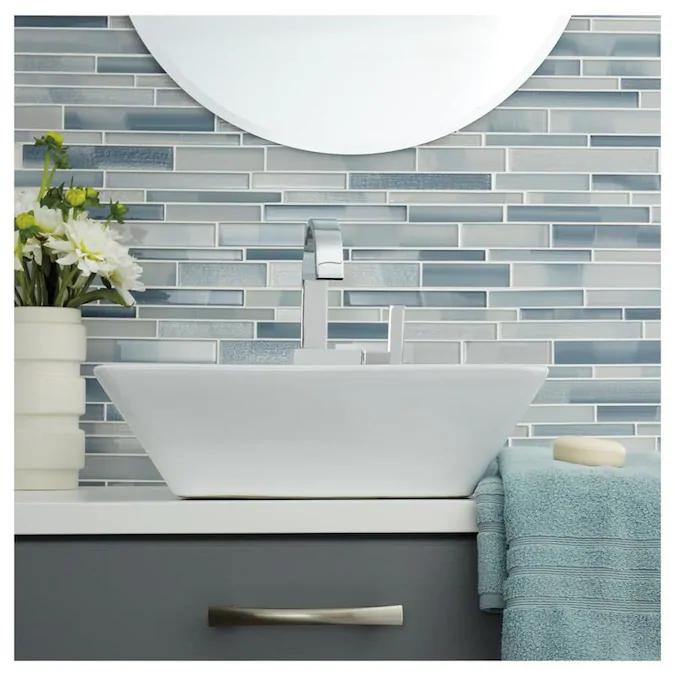 wall tiles glass mosaic tile shower