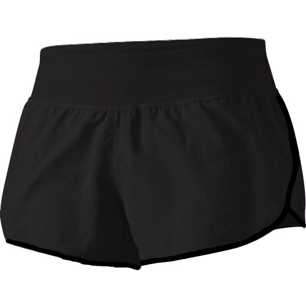 Women WOD Shorts - Running Shorts - Black 2 - CI12N00GJRA - Sports & Fitness Clothing, Women, Shorts...