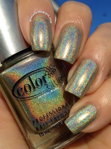 GioNails: Swatches Color Club Halo Hues 2013
