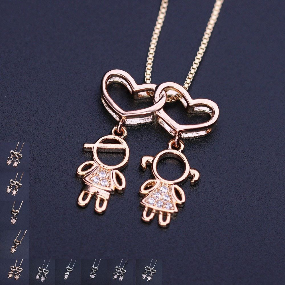 Fashion Jewelry Stainless Steel Lovers Gita Couple/'s Fashion Necklace