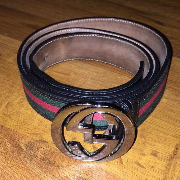 9b349895d26 Authentic Gucci Belt Men s Great condition colors- black