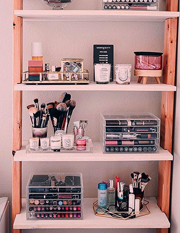 Photo of 25+ Fabulous Makeup Storage Design Ideas To Keep Your Makeup