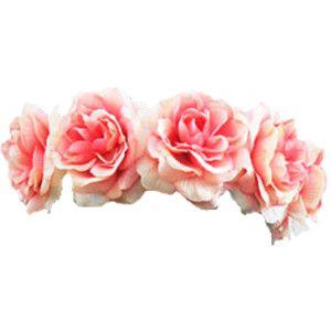 Flower Crown Rose Flower Png Flower Crown Drawing Flower Crown