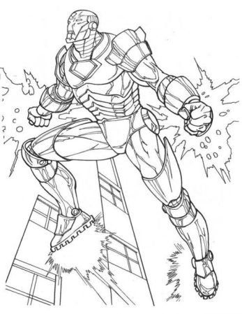 Hubpages Avengers Coloring Pages Avengers Coloring Superhero Coloring Pages