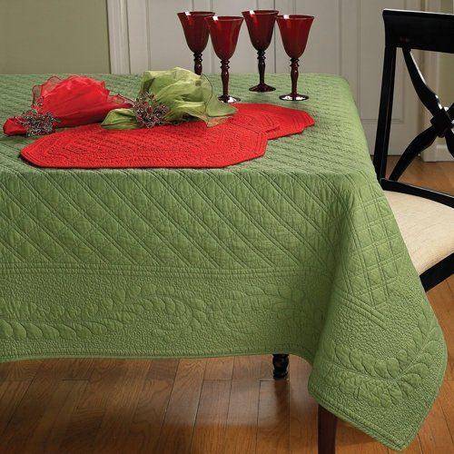 Perfect Quilted Tablecloths | Quilted Tablecloths : Harvest Paisley Quilted  Reversible Tablecloth