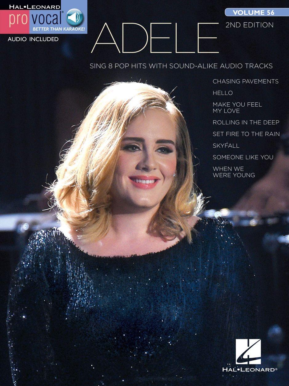 Adele Pro Vocal Women S Edition Spon Vocal Women