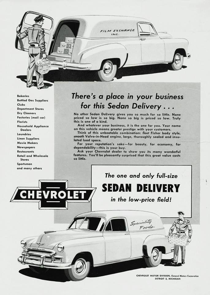 Sedan Delivery