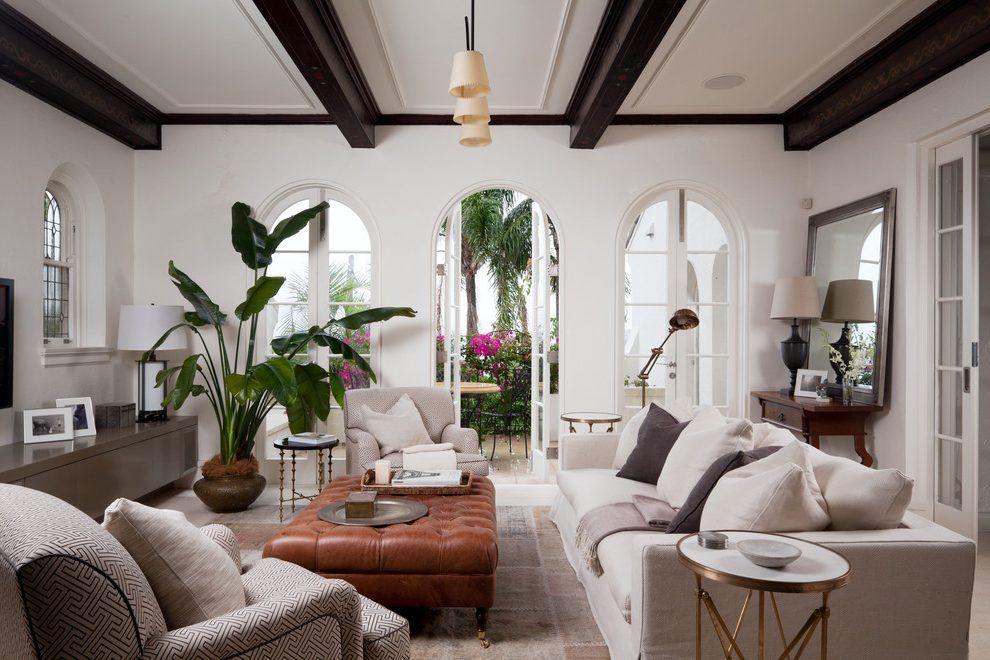 Palm Tree Living Room Decor Living Room Mediterranean With French Mediterranean Living Rooms Spanish Living Room Florida Living Room #palm #tree #decor #for #living #room