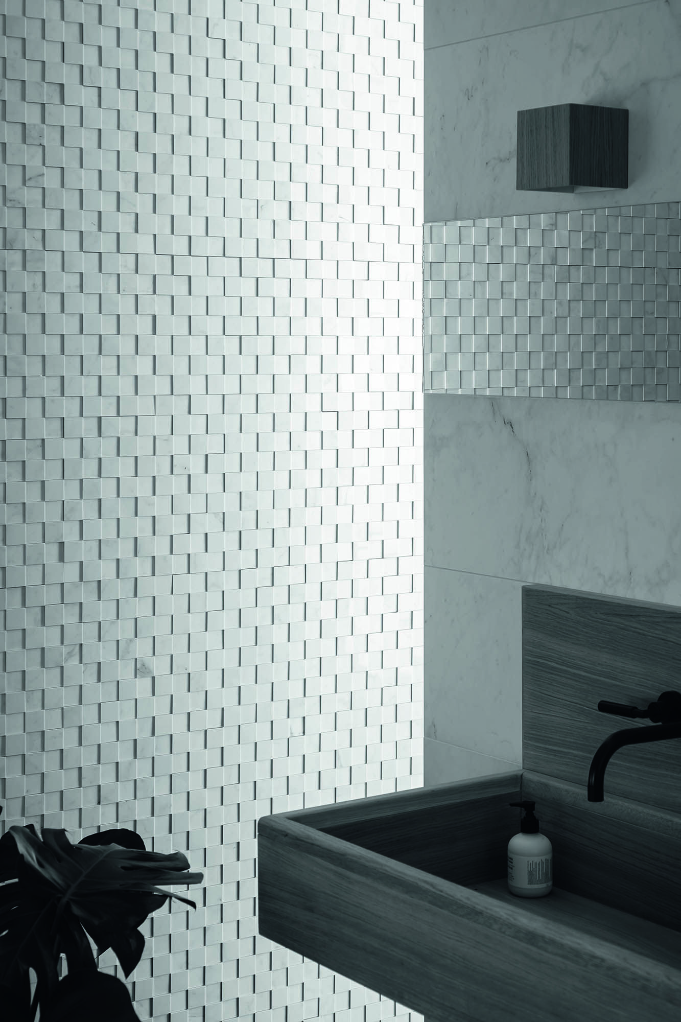 Marazzi   #Allmarble   #porcelain   #tiles   #bathroom ...