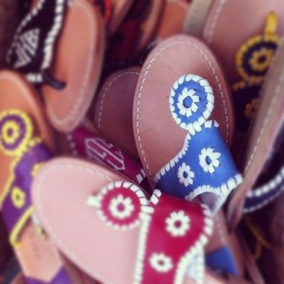 must have sandals for summer-- Jack Rogers, a classic