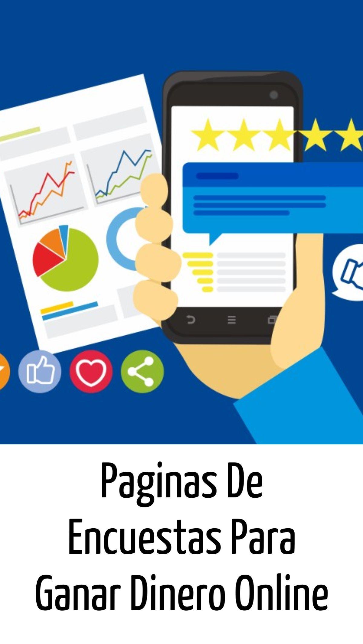 Descubre Las Mejores Paginas De Encuestas Para Ganar Dinero Online