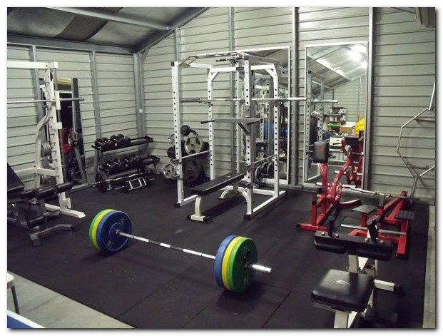 Gym Setup Ideas You Can Easily Build