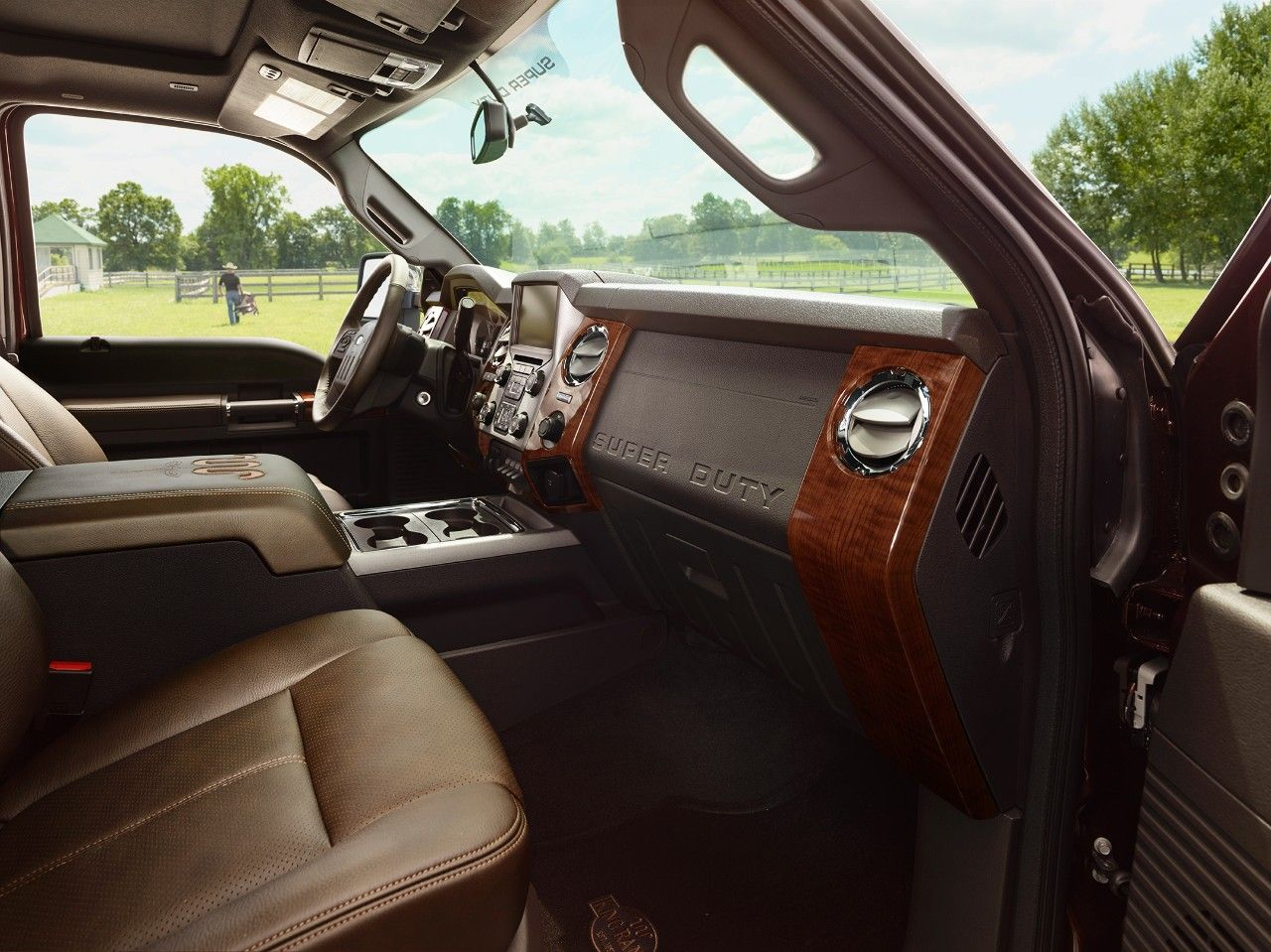 2015 King Ranch F350 Diesel Ford Unveils F 450 Hi2004 F150new Body My Power Window Is Not Working Super Duty With More Powerful 67l
