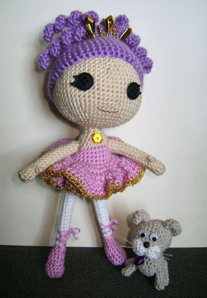 Лалалупси - балерина