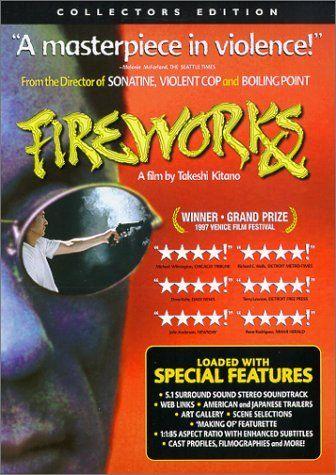 Fireworks Hana Bi Rotten Tomatoes Takeshi Kitano Japanese Movies Kitano