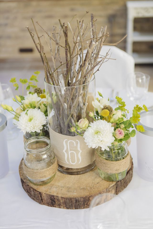 Romantische Gartenhochzeit Von Hanna Witte Rustikale Hochzeitsdekorationen Gartenhochzeit Und Hochzeitsdekoration