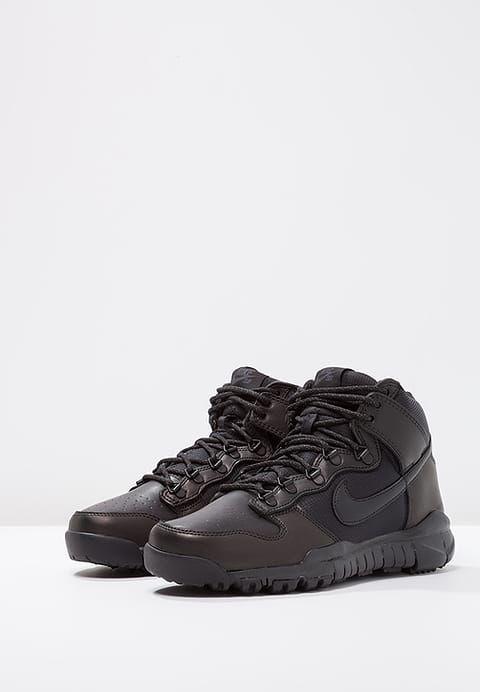 sports shoes 1751d 7b3bc Schoenen Nike SB DUNK - Sneakers hoog - blackanthracite Zwart € 139,95  Bij Zalando (op 251117). Gratis verzending  retournering, geen minimum  ...